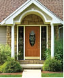 Exterior Door Golden