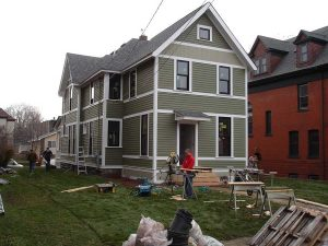 Local Siding Renovation
