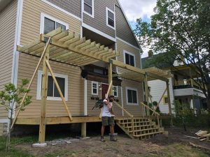 Porch Installation Services