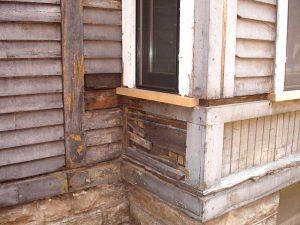 Residential Siding Restoration