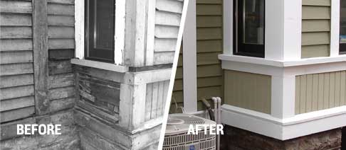 Siding Renovation Service