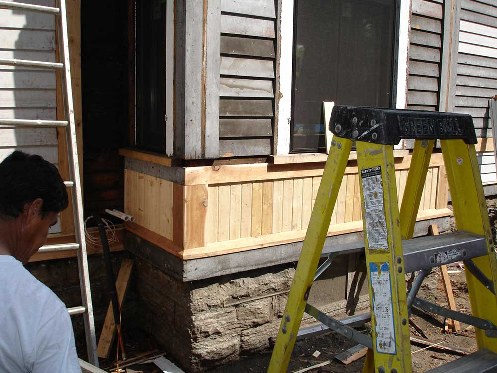 Siding Restoration Services