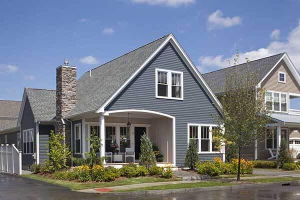 Residential Home Siding