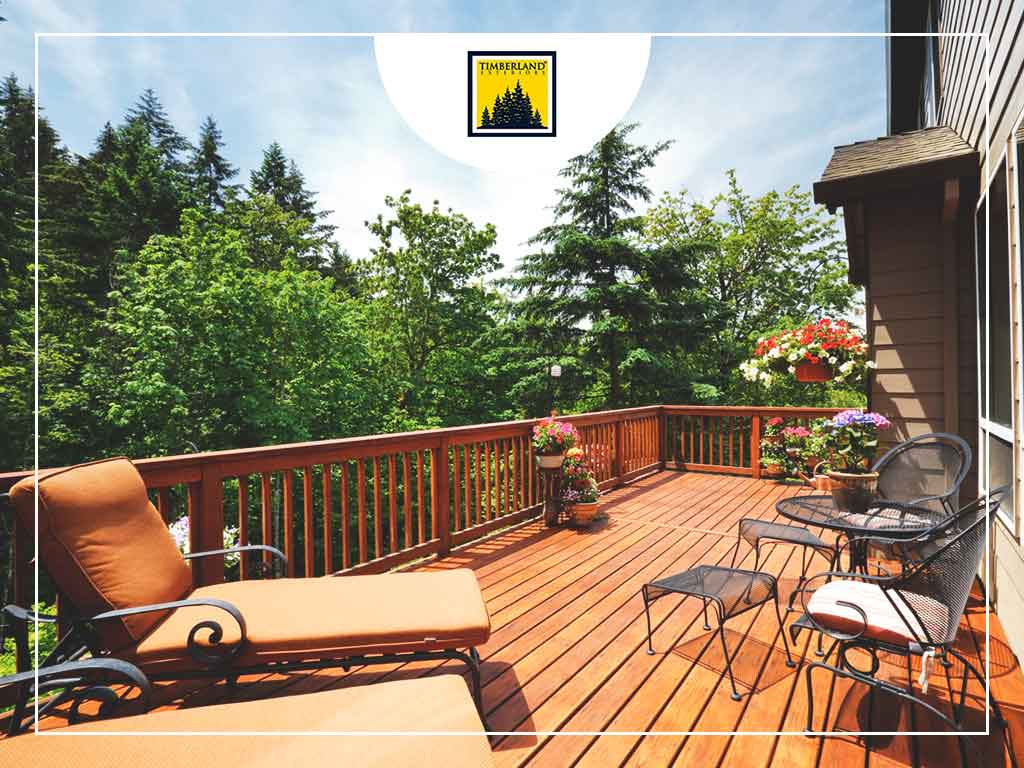 Things To Consider Before Replacing Your Old Deck